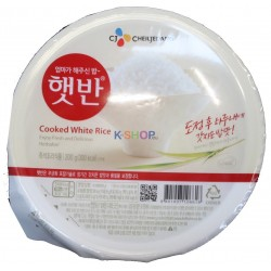 Cooked Rice(White)...